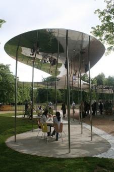 Serpentine Pavilion by SANAA