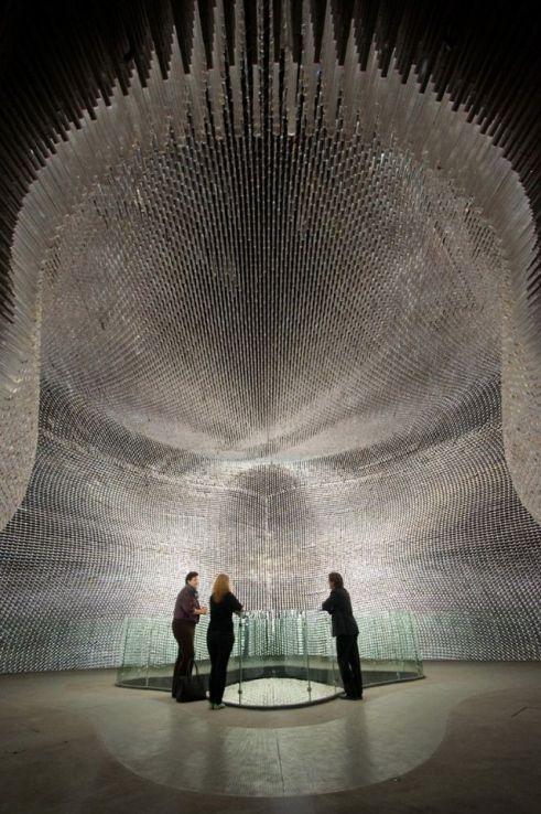 Seed Pavilion by Heatherwick Stduios