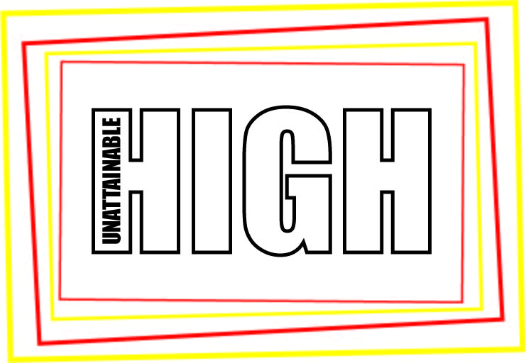 Uattainable high logo final
