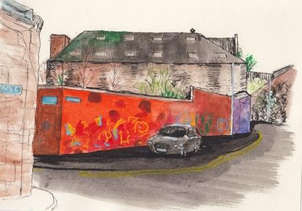 graffiticorner